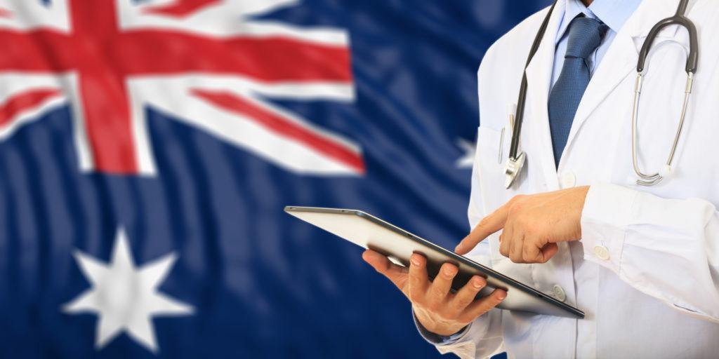 Australien Arzt