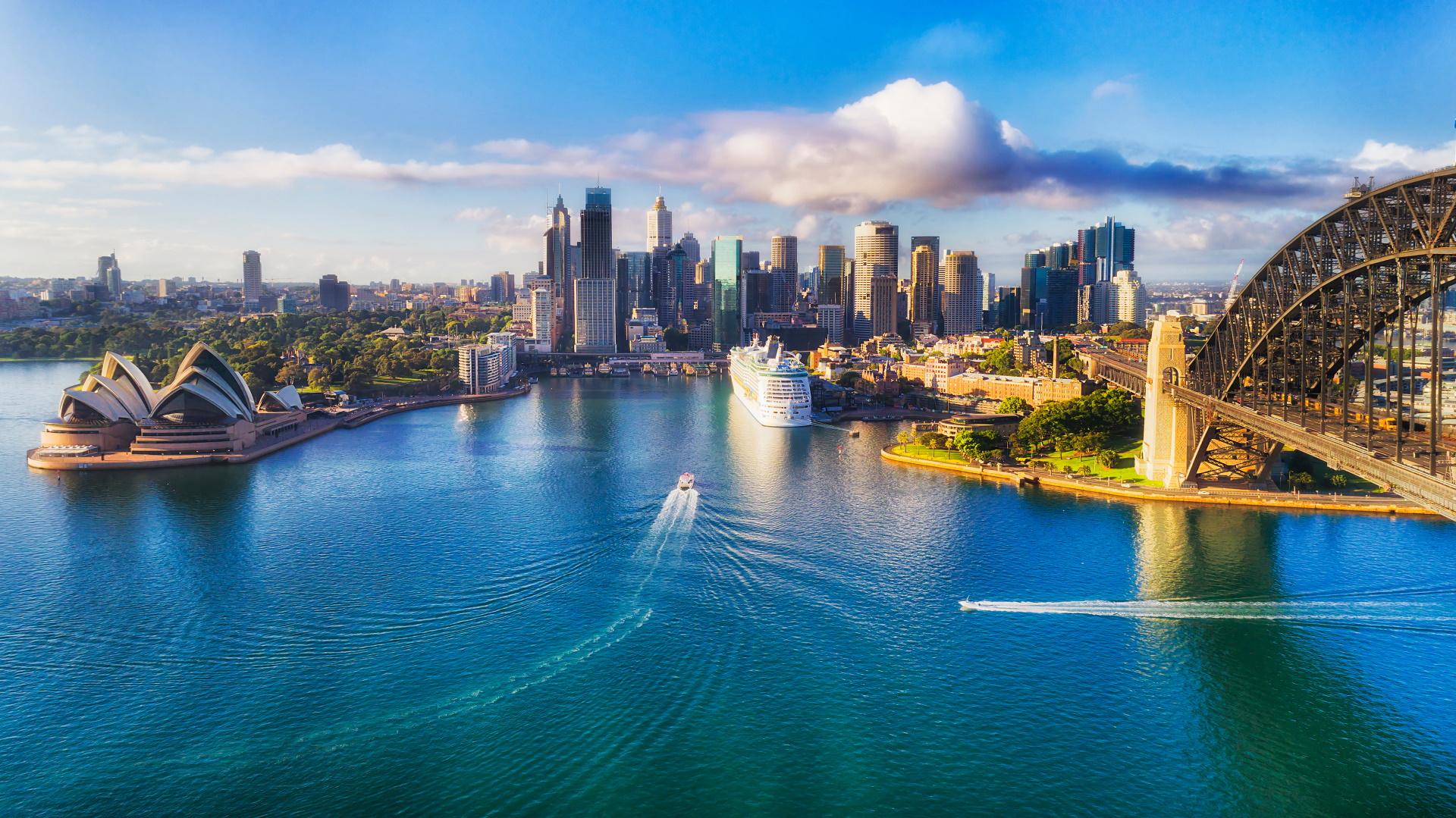 Schönste Stadt Australien