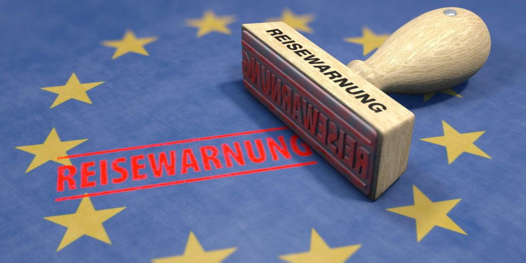 Reisewarnung