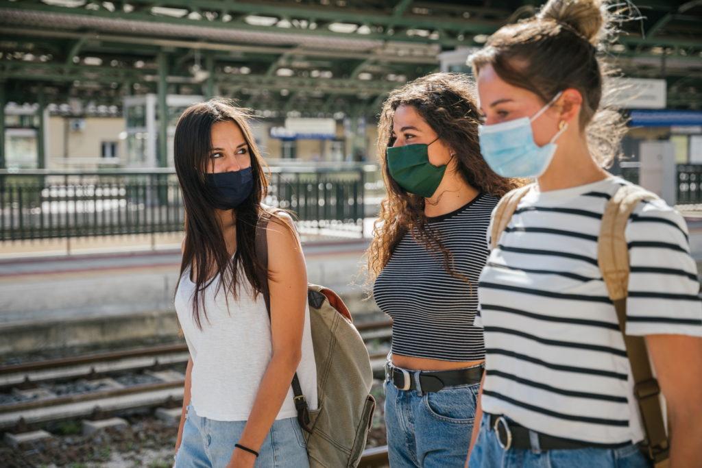 Reisen Maskenpflicht