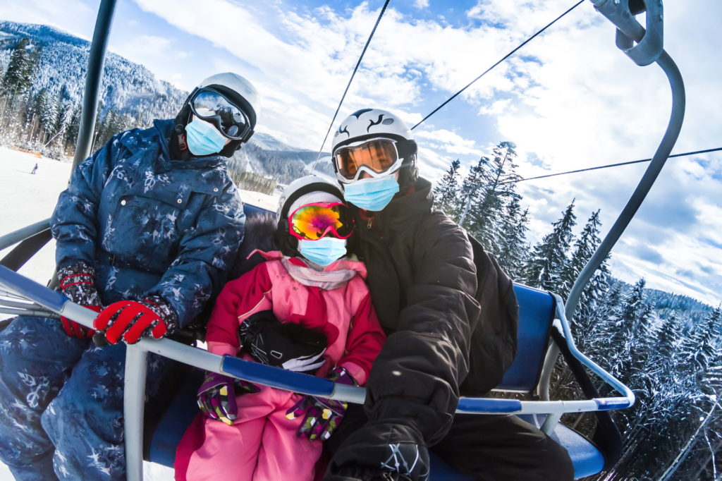 Skiurlaub Corona