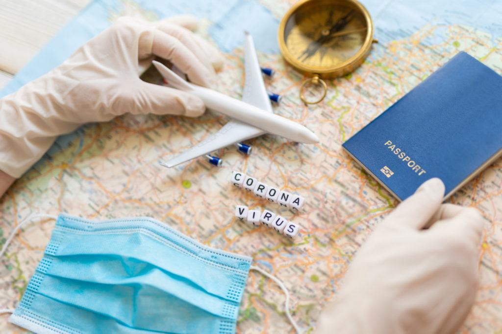 Corona Reiseplanung