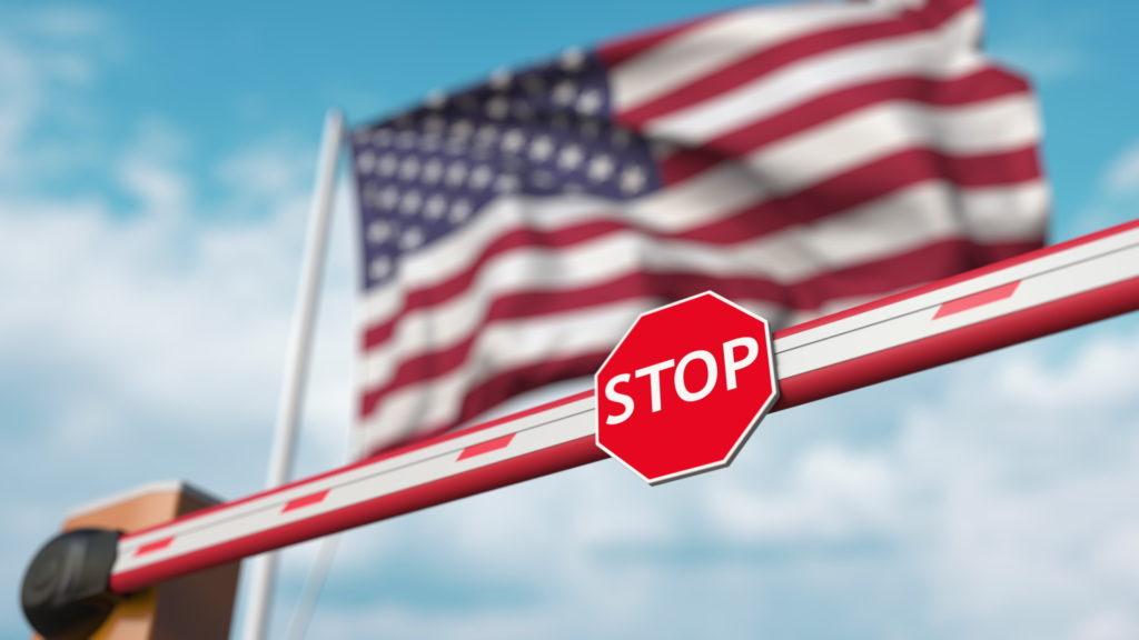 USA Einreiseverbot