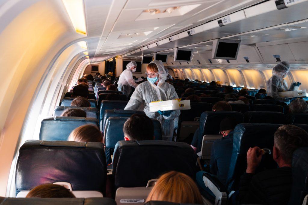Corona Stewardess