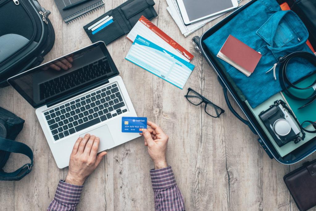 Online Reisebuchung