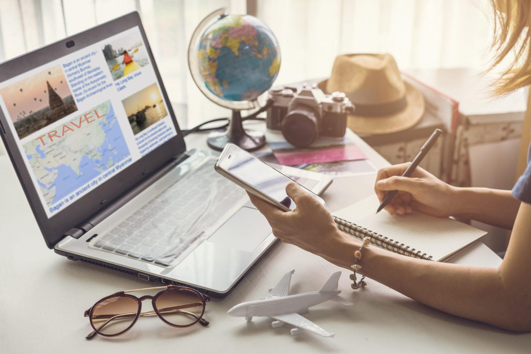 Reise online buchen